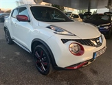 Nissan Juke 1.6 Tekna 5dr Xtronic [Exterior+ Pack] Auto
