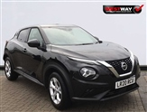Nissan Juke 1.0 DiG-T N-Connecta 5dr DCT Auto