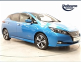 Nissan Leaf 110kW N-Connecta 40kWh 5dr Auto