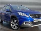 Peugeot 2008 1.5 BlueHDi 100 Allure Premium 5dr [5 Speed]