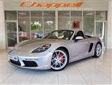 Porsche Boxster 2.5 S + PSE + Nav + PASM