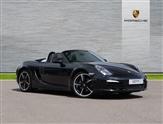 Porsche Boxster 2.7 Black Edition 2dr PDK