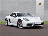 Porsche Cayman 2.5 S 2dr PDK
