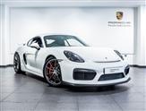 Porsche Cayman 3.8 GT4 2dr