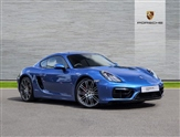 Porsche Cayman 3.4 GTS 2dr PDK