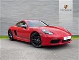 Porsche Cayman 2.0 T 2dr