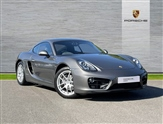 Porsche Cayman 2.7 2dr PDK