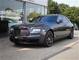 Rolls-Royce Ghost 6.6 V12 Black Badge Auto 4dr