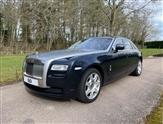 Rolls-Royce Ghost V12 SWB