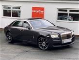 Rolls-Royce Ghost 6.6 V12 EWB 4d 563 BHP