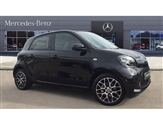 Smart Forfour 60kW EQ Prime Exclusive 17kWh 5dr Auto [22kWch]