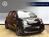 Smart Forfour 60Kw Eq Pulse Premium 17Kwh 5Dr Auto [22Kwch]