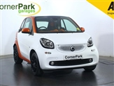 Smart Fortwo 1.0 EDITION1 2d 71 BHP
