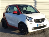 Smart Fortwo 1.0 Prime Sport Premium Plus 2dr Auto