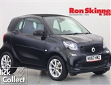 Smart Fortwo 1.0 PASSION 2d 71 BHP