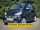 Smart Fortwo MHD Edition 21 Cabriolet Softouch 2dr Semi Auto
