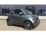 Smart Fortwo 60kW EQ Exclusive 17kWh 2dr Auto [22kWCh]
