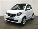 Smart Fortwo Fortwo Coupe