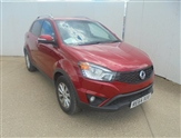 Ssangyong Korando 2.0 Limited Edition 5dr