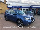 Subaru Forester 2.0 XE Lineartronic 5dr