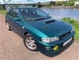 Subaru Impreza 2.0 TURBO 2000 AWD 5d 211 BHP