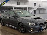 Subaru WRX 2.5 STI TYPE UK 4d 300 BHP