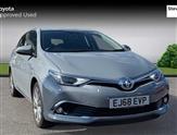 Toyota Auris 1.8 Hybrid Excel TSS 5dr CVT [Leather]