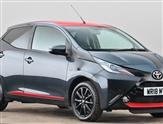Toyota Aygo 1.0 VVT-i X-Press 5dr