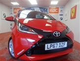Toyota Aygo VVT-I X-PLAY (0.00 ROAD TAX) ( ONLY 33919 MILES) FREE MOTS AS LONG AS Y