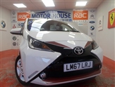 Toyota Aygo VVT-I X-CLAIM (ONLY 24825 MILES) (REVERSING CAMERA) FREE MOTS AS LONG AS Y