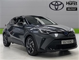 Toyota C-HR 2.0 Hybrid Dynamic 5dr CVT