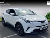 Toyota C-HR 1.8 Hybrid Excel 5dr CVT