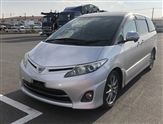 Toyota Estima Aeras G Edition Leather Package Auto