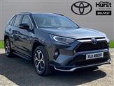 Toyota RAV 4 2.5 PHEV Dynamic 5dr CVT
