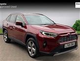 Toyota RAV 4 2.5 VVT-i Hybrid Excel 5dr CVT 2WD