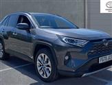 Toyota RAV 4 2.5 VVT-i Hybrid Excel 5dr CVT