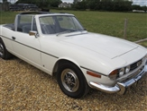 Triumph Stag MANUAL ORIGINAL LOW MILEAGE LOW OWNERSHIP