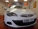 Vauxhall Astra GTC SPORT S/S (ONLY 25617 MILES)FREE MOTS AS LONG AS YOU OWN THE CAR!!!
