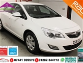 Vauxhall Astra 1.7 EXCLUSIV CDTI 5d 108 BHP