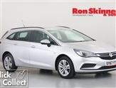 Vauxhall Astra 1.6 DESIGN CDTI 5d 108 BHP