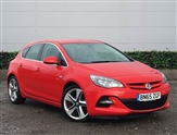 Vauxhall Astra 1.4T 16V Limited Edition 5dr [Leather]