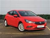 Vauxhall Astra 1.4T 16V 150 Elite Nav 5dr Auto