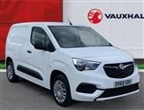 Vauxhall Combo 2300 1.5 Turbo D 100ps H1 Sportive Van