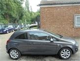 Vauxhall Corsa 1.4 i VVT 16v Excite 3dr (a/c)