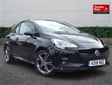 Vauxhall Corsa 1.4T [150] Black Edition 3dr