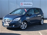 Vauxhall Meriva 1.4T 16V SE 5dr Auto