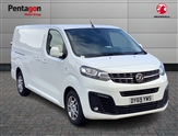 Vauxhall Vivaro 2900 1.5d 100PS Sportive H1 Van