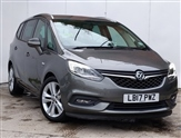 Vauxhall Zafira 1.4T SRi Nav 5dr [Leather]