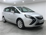 Vauxhall Zafira 1.4i Turbo Design Tourer 5dr