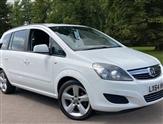 Vauxhall Zafira 1.8i [120] Exclusiv 5dr